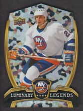 2015-16 Upper Deck Overtime Luminary Legends #LL24 Mike Bossy New York Islanders