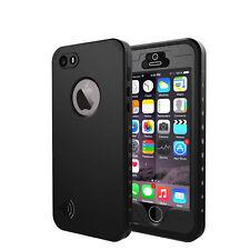 iPhone SE 5s 5 Case, Waterproof Dustproof Shockproof Cover- Retail Package