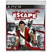 Escape Dead Island For PlayStation 3 PS3 Game Only 6E
