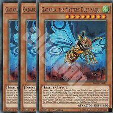 BOSH-EN087 3x GADARLA THE MYSTERY DUST KAIJU (IL POLVERE DI MISTERO) Rare Yugioh