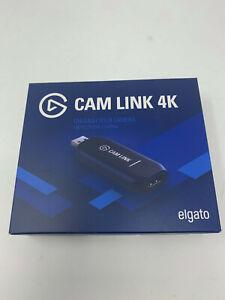 Elgato CamLink Cam Link 4K Capture Device HD Recording / Streaming Brand New C4