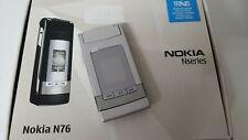 Nokia N76 - White (Unlocked) Smartphone Rare