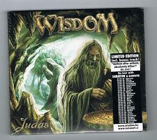 WISDOM - JUDAS - 11 TRACKS - 2012 - NEUF NEW NEU