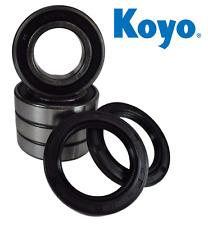2000-2001 Suzuki Quad Master 500 Pair of Rear Wheel Bearing /& Seal Kits