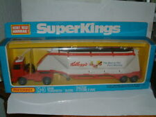 Matchbox Bedford Diecast Commercial Vehicles
