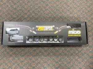Pro Taper Micro Handlebar Kit Honda Mini Black 025037