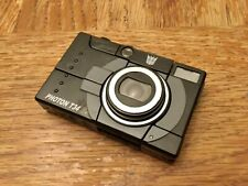 Transformers Movie 2007 Real Gear Robot Photon T-34 camera