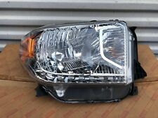 2014 2015 2016 2017 Toyota Tundra Headlights Headlamps Replacement Right