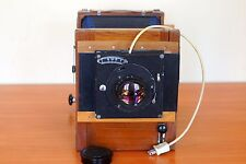 FKD 13x18 LARGE FORMAT camera with Industar -51 4.5/210mm lens, tripod,shutter!