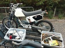 Honda Xr250 wrecking/parting out
