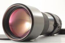 [Near MINT] Nikon Ai-S Nikkor ED IF 300mm f4.5 Telephoto AIS MF Lens JAPAN #6958
