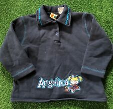 Vintage Rugrats T Shirt Angelica Promo 90s Nickelodeon toddler 4T sweatshirt
