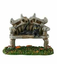 Department 56 Halloween Black Cat Bench #4054254 Free Shipping