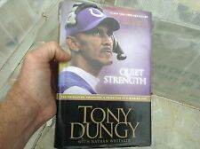 Tony Dungy Quiet Strength Bible Study Books