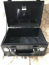 Bobbi Brown Makeup Train Case Gently Used With KEY