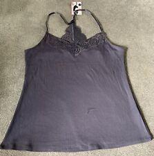 NEW M/&S Ladies 100/% Cotton Vest*size Uk Size  14 *