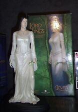 Seigneur des Anneaux Arwen Evenstar Sideshow Weta Statue 30 cm