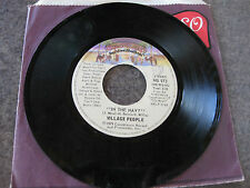 Village People 45 rpm In The Navy & Manhattan Woman 1979 Casablanca records