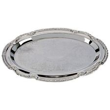 Sterlingcraft® Oval Serving Tray