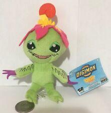 Digimon Mini Plush Zag Toys Green Color