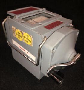 Baker Instrument Co. Meg-o-meter