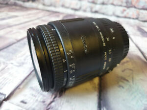 SIGMA 28-200mm 1:3.8/5.6 A/F ZOOM LENS
