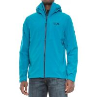 New Men`s Mountain Hardwear Stretch Ozonic Jacket Sz XL MSRP$200