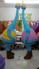 Hot Adult Ostrich Mascot Costume Fancy Dress Party Halloween Costume Parade 1PC