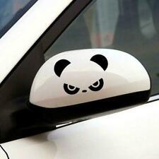 Hot Panda Car Vinyl Decal Funny Truck Window Rearview Sticker x2 Mirror Q8H3