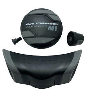 Atomic M1 Scuba Regulator Color Kit - Gray - Gear Dive Diving 02-0075-3P