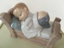 NAO by LLADRO' sogni d'oro figurina bimbo porcellana