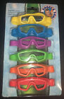 Goggle Beer Bands Multicolor Bands 6 Pack