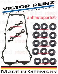 Reinz  Valve Cover Gasket Set 15-Pieces Grommets BMW  325 328 330 525 528 X5