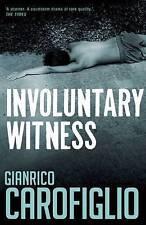 Involuntary Witness (Guido Guerrieri 1)-ExLibrary