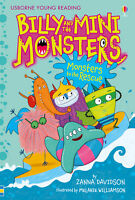 Billy and the Mini Monsters (3) - Monsters to the Rescue ' Davidson, Zanna