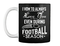 Always Love You Even During Football Sea Gift Coffee Mug