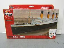 Airfix A55314 Plastic Model Ship Kit RMS Titanic Gift Set 1:1000 Scale