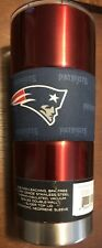 24oz Neoprene Sleeved Ultra Tumbler nfl patriots