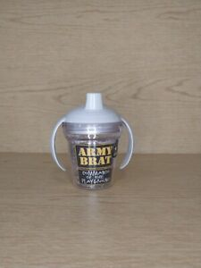 United States Army My First Tervis 6oz Sippy Cup Army Brand NEW Fast Shipping!