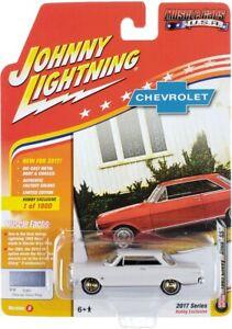 Chase 1965 CHEVROLET NOVA SS MUSCLE CARS USA 1/64 JOHNNY LIGHTNING JLMC010 B