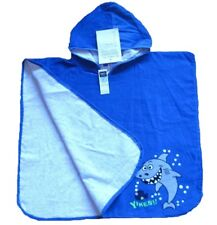 Nwt Kid's Poncho Towel Size Newborn to 4T