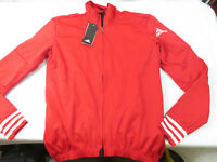 Adidas Adistar.oj.ls Jersey $225 Men's Cycling Switzerland Red CW7728 Sz Medium