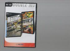 PARIS-MARSEILLE RACING Police Madness+MOTO RACER3 Gold Edition!!Superbe Jeu PC
