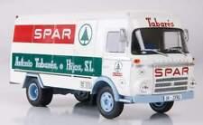 Barreiros Saeta Capitoné de Spar 1/43 Vehículos de Reparto y Servicio Salvat