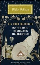 His Dark Materials : The Golden Compass, the Subtle Knife, the Amber Spyglass...
