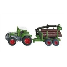 Tractor With Forestry Trailer Siku - 1645 Model New