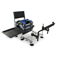 Koala Products® KS3 System Seat Box, Back Rest, Footplate, Spray Bar & Side Tray