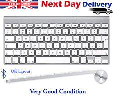 Teclado inalámbrico de Apple A1314 Genuino Original Para Macbook, Imac top vendedor del Reino Unido