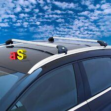 Reling Volvo XC60 ab 08 Dachbox VDPJUFL320L+Alu-Relingträger TigerXL aufl