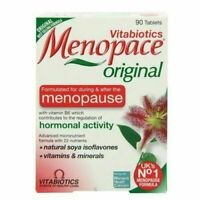Vitabiotics Menopace Original 90 Tablets Menopause Support UK**